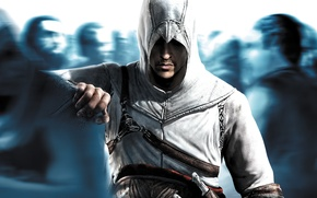 Picture Assassins Creed, Ubisoft, Assassin's Creed, Altair Ibn La-Ahad, Altair Ibn-La'Ahad