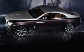Picture car, Rolls-Royce, Wraith