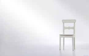 Picture white, furniture, minimalism, chair, Studio