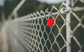 Picture background, castle, the fence