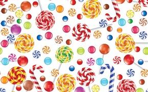 Picture the sweetness, texture, lollipops, caramel
