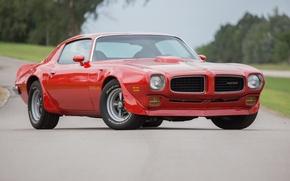 Picture Pontiac, Trans Am, 1973, 455