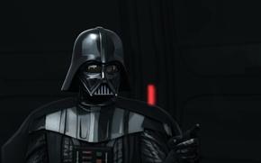 Picture background, Star Wars, costume, helmet, Darth Vader, Star Wars, Darth Vader