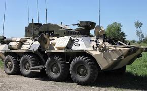 Picture armored car, Typhoon, armored car, bpdm, bpdm