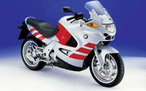 Picture BMW, motorcycle, bike, K1200RS