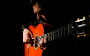 Wallpaper music, guitar, Flamenco, Juan de Lerida