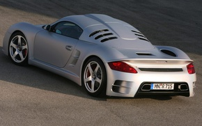 Picture coupe, Porsche, Roadster, CTR3