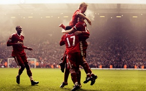 Picture mood, mood, sport, clubs, team, Liverpool football, clubs