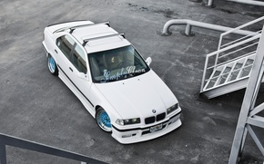 Picture asphalt, BMW, BMW, 3 series, E36