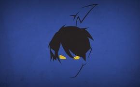 Wallpaper minimalism, Nightcrawler, blo0p, X-Men