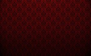Wallpaper red, background, patterns, texture