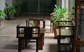 Picture travel, table, interior, Thailand, the hotel