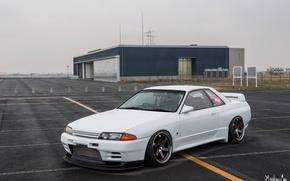 Picture GTR, Nissan, Skyline, StanceNation, FuckasCar, GTR32
