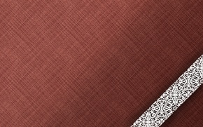 Picture white, background, texture, fabric, brown, lace, Burgundy
