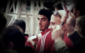 Picture football, goal, liverpool, player, suarez, Luis suarez