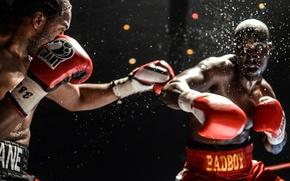 Picture Lawrence Bennett, Chris Keane, Boxing