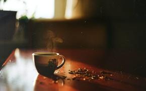 Picture smoke, Cup of tea, TanjaMoss