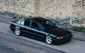 Picture BMW, stance, E38