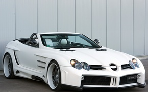Picture SLR, TUNING, MERCEDES, FAB, BENZ