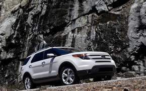 Picture ford, Auto, jeep, explorer