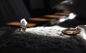 Picture macro, ring, wedding