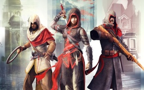 Picture India, China, Russia, Art, Asasin, Arbaaz The World, Shao Jun, Assassin's Creed: Chronicles, Mykola Orlov