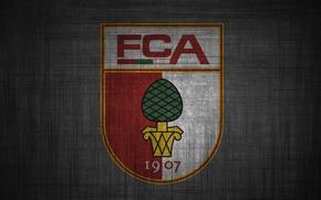Picture wallpaper, sport, logo, football, FC Augsburg