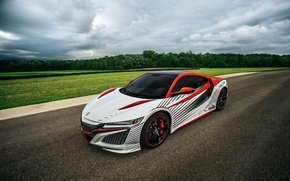 Picture Acura, Acura, NSX, Pace Car