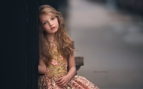 Picture look, portrait, girl