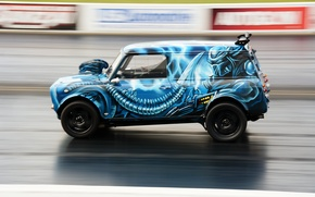 Picture design, speed, race, airbrushing, drag racing
