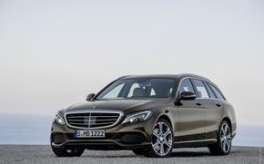 Picture Mercedes, Mercedes, Universal, Estate, C-Class