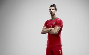 Picture Form, football, Crstiano Ronaldo, sport, Portugal, Ronaldo, Cristiano Ronaldo, star, player