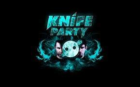 Picture Rob Swire, dub step, Knife Party, dram-n-bass, Gareth Mcgrillen