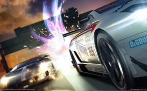 Picture car, game, ridge racer, racer, latest, ridge