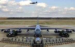 Wallpaper weapons, technique, The plane, bomber