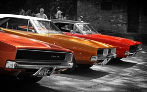 Picture Dodge Charger, '1969, '1968, Dodge Charger RT SE