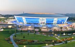 Picture stadium, Donetsk, Donbass Arena