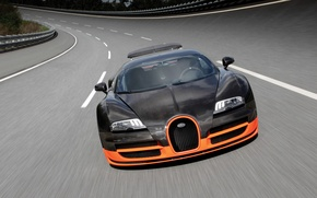 Picture Machine, Bugatti Veyron, Super Sport, World Record