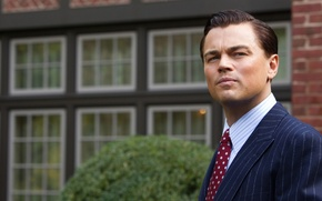 Picture Leo DiCaprio, The Wolf Of Wall Street, Leonardo DiCaprio, costume