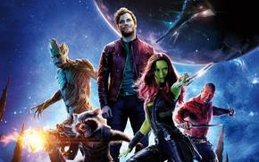 Picture Girl, Heroes, Sky, Space, Green, Planet, Galaxy, the, Laser, Guns, Marvel, Vin Diesel, Bradley Cooper, …