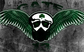 Picture football club, Greek, Clover, Green, Panathinaikos