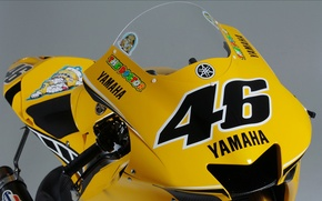 Picture Yamaha, MotoGP, Yellow