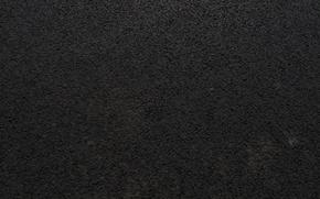 Picture road, asphalt, black, dark, texture, texture, black color, new asphalt