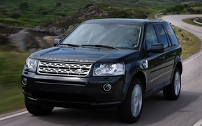 Picture Land rover, sd4, freelander2
