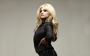 Wallpaper blonde, look, singer, Pixie Lott