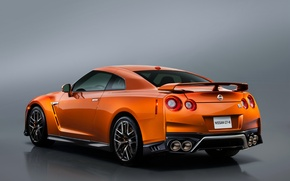 Picture GT-R, Nissan, Nissan, background, R35