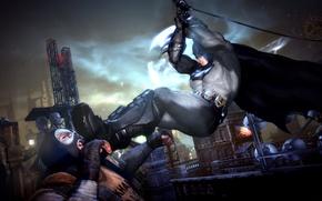 Picture Blow, Batman, Arkham City
