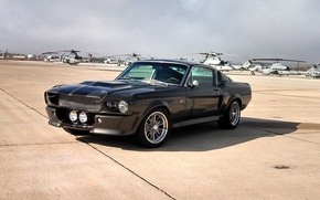 Picture Mustang, Eleanor, 1967