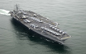 Picture aircraft, USS, carrier