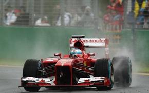 Picture formula 1, Ferrari, the car, Ferrari, F138
